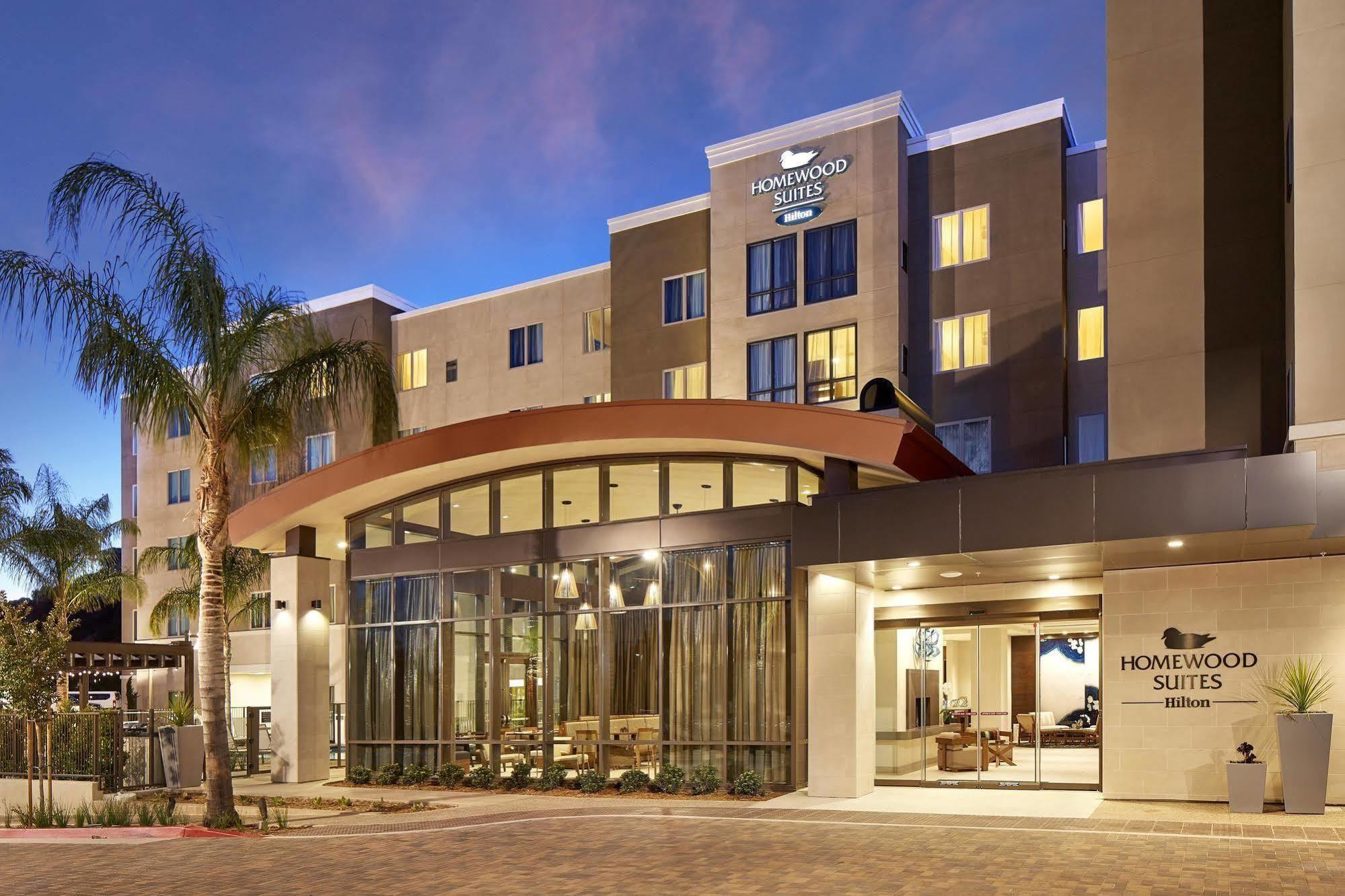HOMEWOOD SUITES BY HILTON SAN DIEGO MISSION VALLEY/ZOO, SAN DIEGO ***
